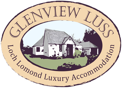 Glenview Luss, Loch Lomond Luxury Accommodation Logo