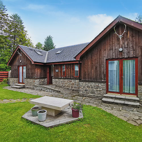 Glenview self catering cottages and garden