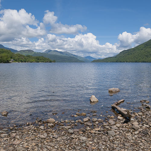Loch Lomond south shore
